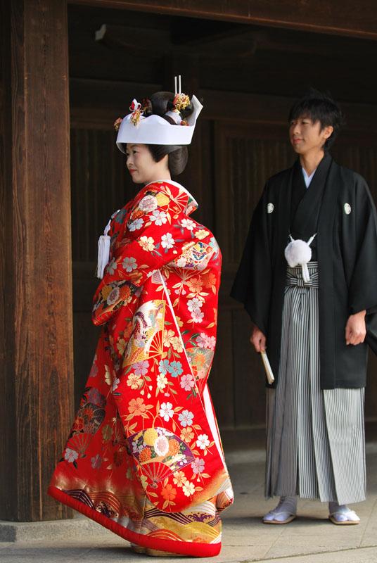 Mariage,Japonais