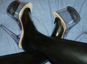 Yumi chaussures de pouf