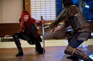 Samurai versus manga. Qui a dit cliché affligeant ?