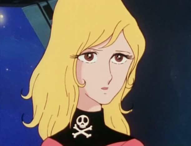 Albator Femme Pirate harlock, sa vie, son oeuvre (2) | geikokujin