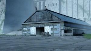 Le hangar abandonné, un classique.
