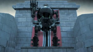 Mais que fait Robocop ?