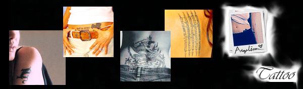 tatouage pubis angelina jolie