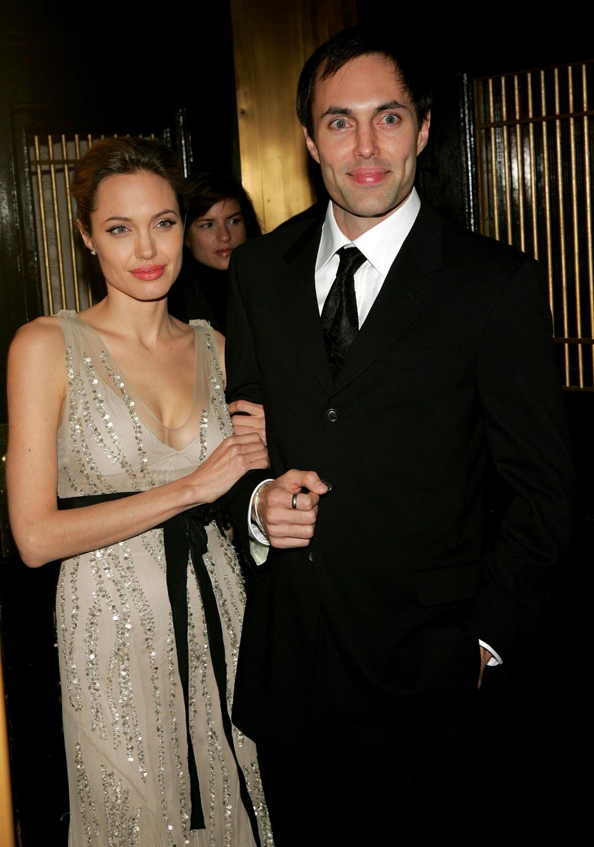 Angelina Jolie Cyborg 2 1993 angie's rainbow : angelina jolie's biography
