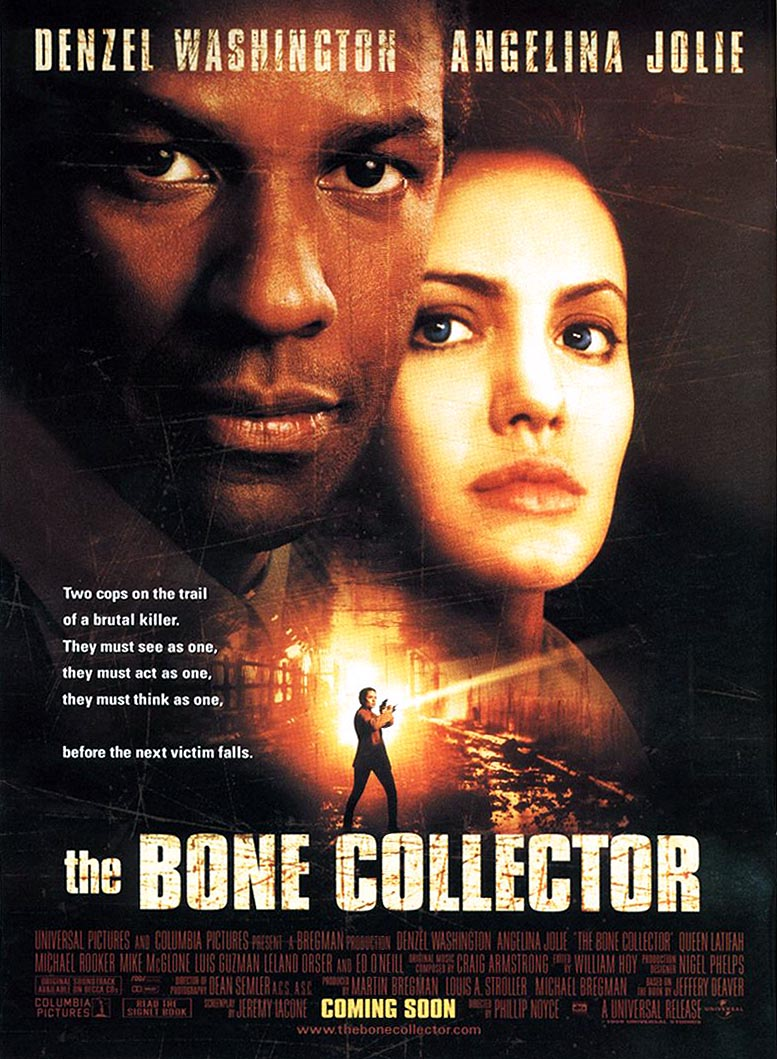 Angie's Rainbow : The Bone Collector