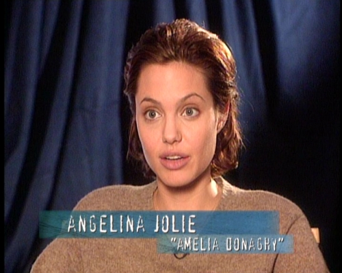 Angie's Rainbow : The ... Angelina Jolie