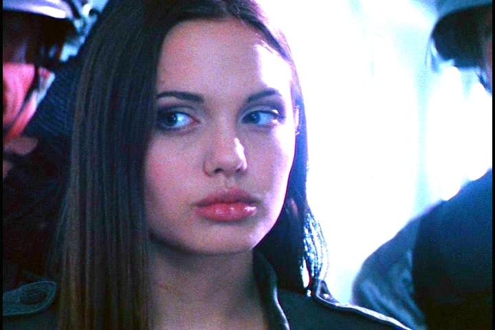 angelina jolie cyborg: