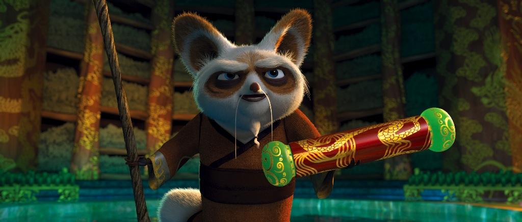 Angie 39 s rainbow kung fu panda review - Maitre kung fu panda ...