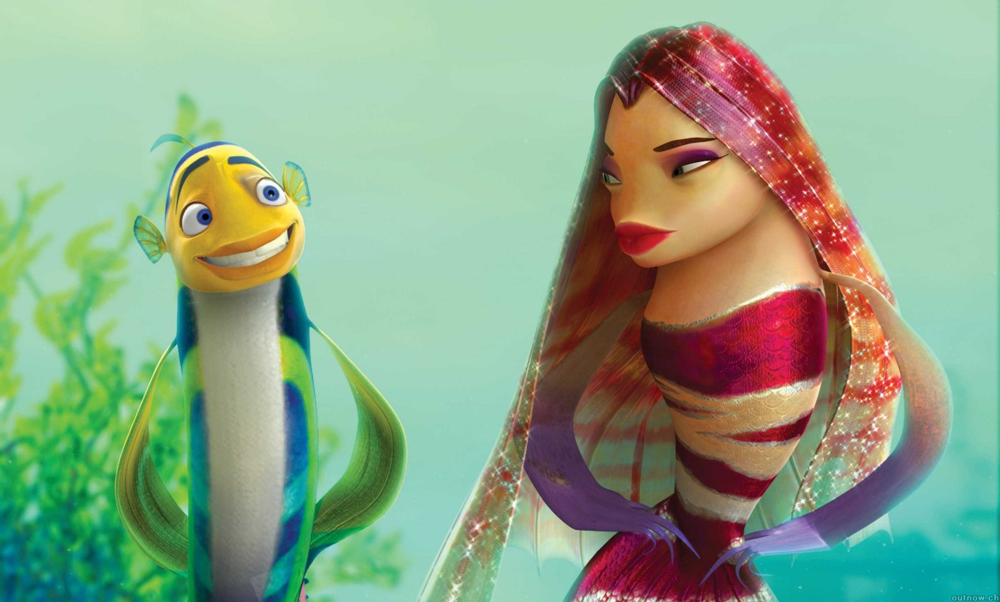 Shark Tale besides 2 likewise Shark tale ang additionally Fish Tales Animated Movie as well Watch. on oscar fish tale from the movie