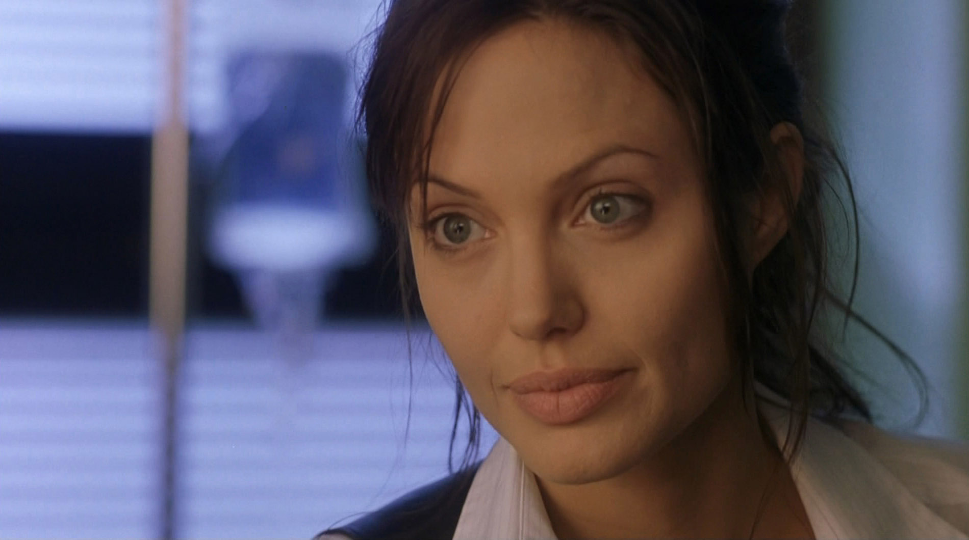 Eva Angelina First Scene