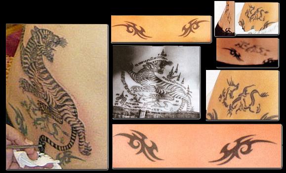 angie's rainbow : les tatouages d'angelina jolie